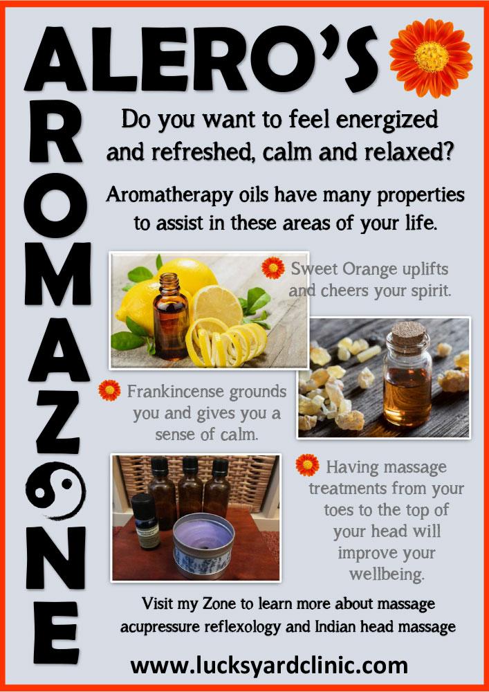 Alero's Aromazone